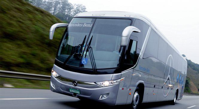 Mercedes-Benz negocia mais de 270 ônibus rodoviários  para clientes da região Sudeste e Nordeste