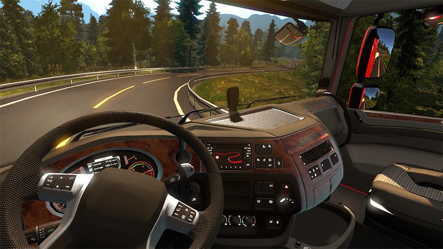 Jogos de Caminhões para você viver as estradas no mundo online