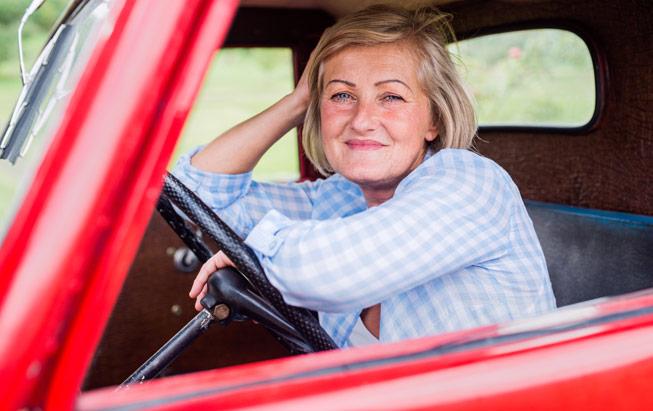 Neste dia 8 muitas homenagens às mulheres que atuam no transporte.