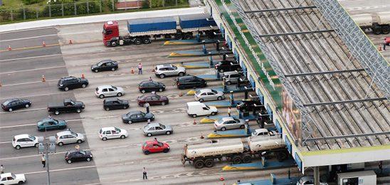 Reajuste contratual dos pedágios entra em vigor no próximo dia 1º de julho nas rodovias paulistas