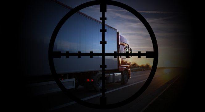 Número de roubo de cargas à veículos utilitários aumenta