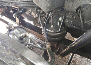 Como cuidar da suspensão do caminhão?