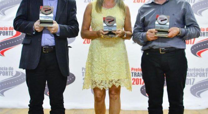 Thermo King® recebe Prêmio Preferência do Transporte e Logística 2017