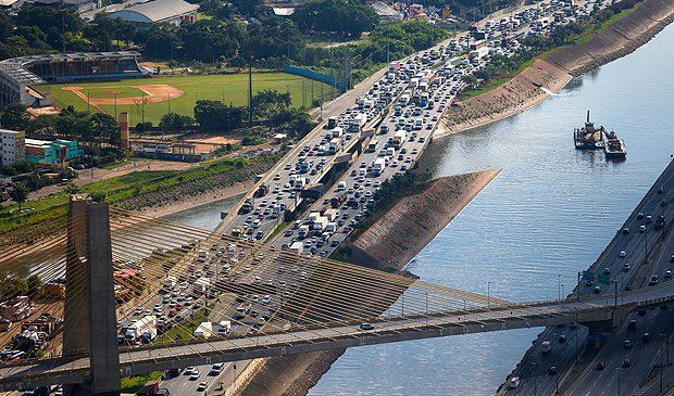 Acidentes em estradas têm queda de 16% durante a Semana Santa