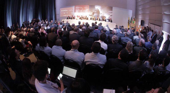 Intermodal começa nesta terça-feira (04) para debater logística e inovações