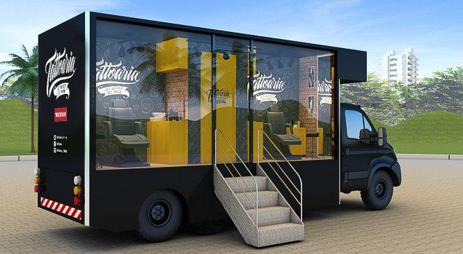 Truckvan produz Estúdio Móvel de Tatuagem