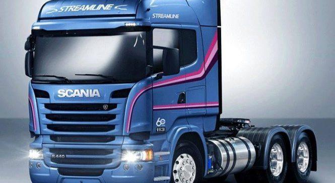 Promoção do Consórcio Scania sorteia dois caminhões
