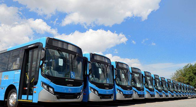 Mercedes-Benz vende 65 ônibus urbanos para a cidade de São Paulo