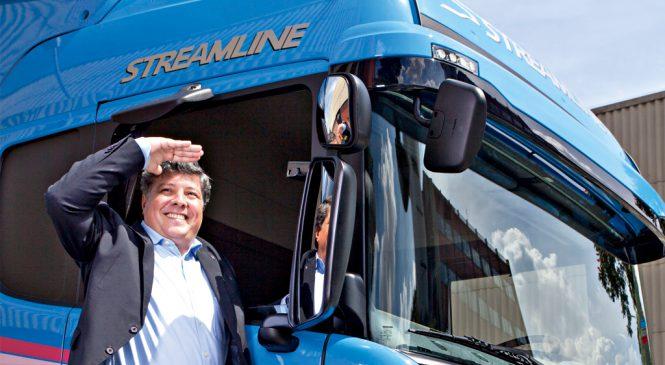 Scania procura um caminho