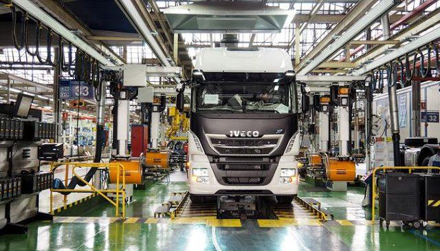 Fábrica da Iveco em Madri é Nível Ouro do World Class Manufacturing.
