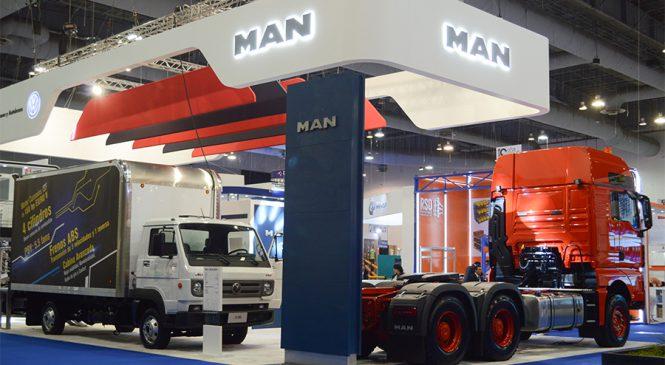 MAN Latin America fecha negócios com mais de 300 veículos no México