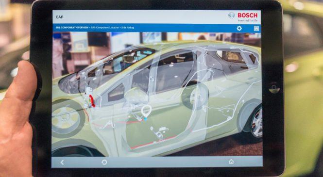 Oficina do futuro – Bosch apresenta soluções inteligentes na Automec 2017