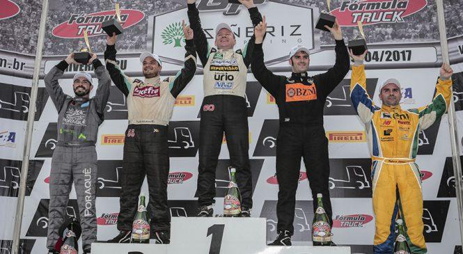 Wellington Cirino vence GP Siñeriz de Rivera