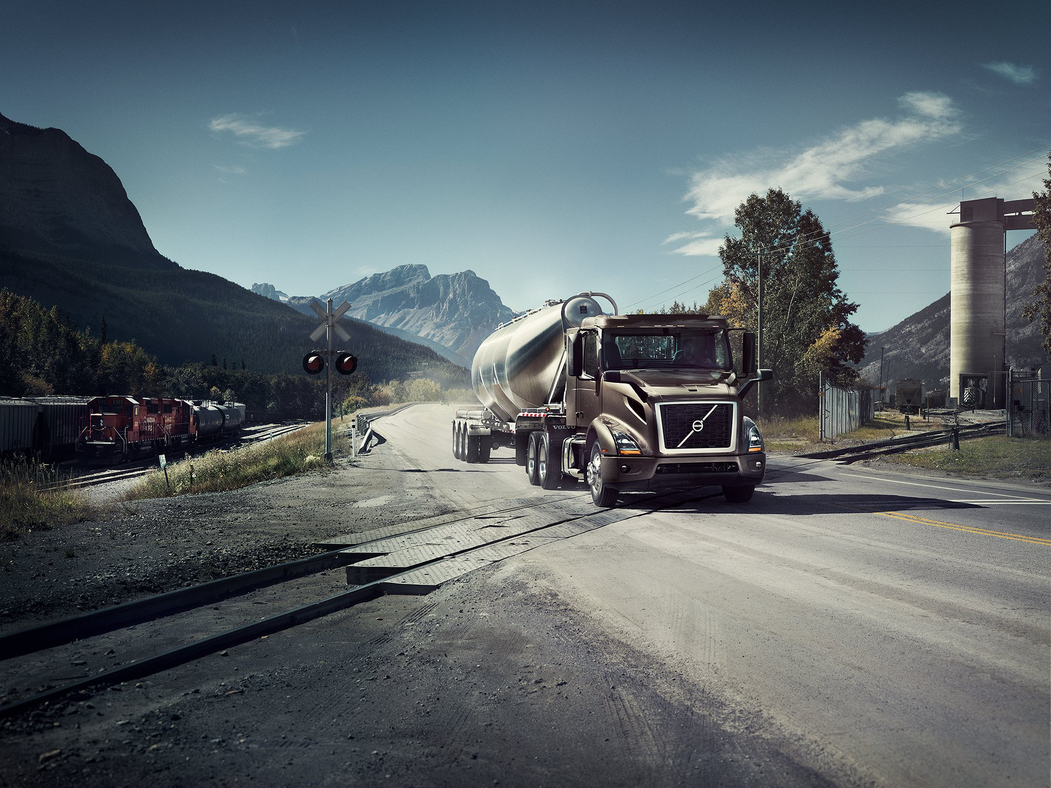 Conheça tudo sobre o novo Volvo VNR