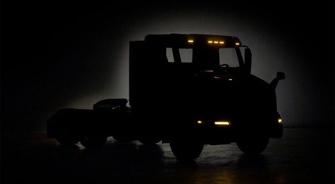 Novo Volvo VNR já tem data para estrear na América do Norte