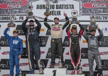 Paulo Salustiano vence a terceira etapa em Londrina