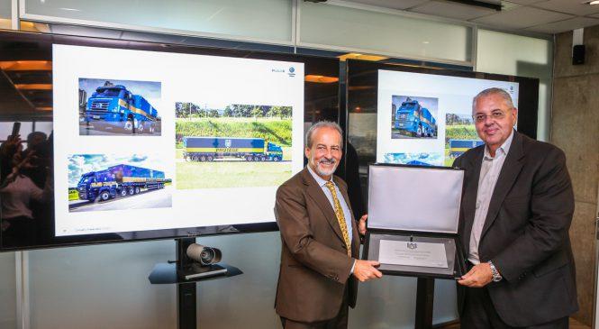 Grupo Protege é homenageado pelo chassi Volkswagen número 1.000