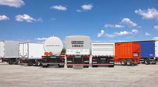 Truckvan comemora resultados iniciais de sua parceria com a Randon