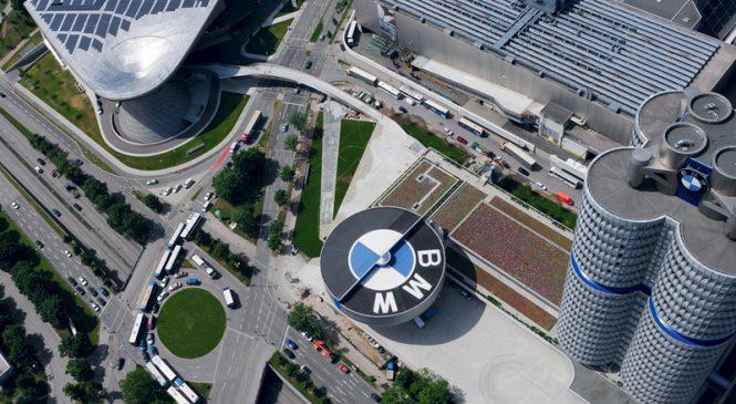 BMW Group anuncia parceria com a Deplhi