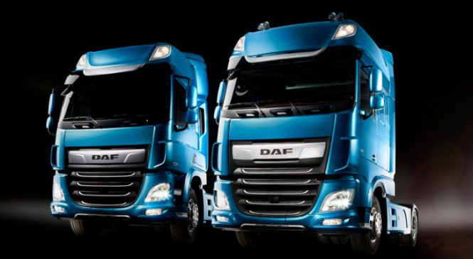 DAF lança versões europeias dos modelos CF e XF – Pure Excellence