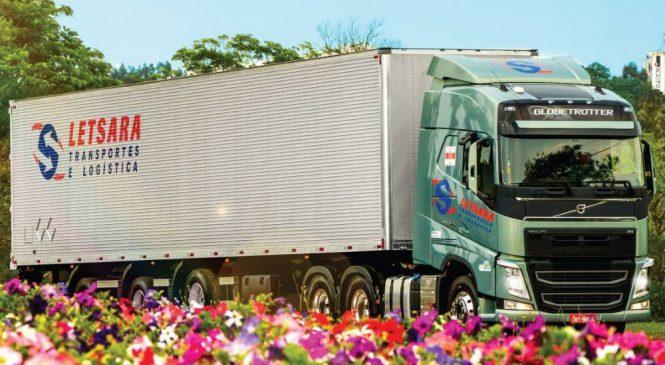 Letsara Transportes e Logística abre vagas para caminhoneiros em viagens internacionais