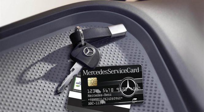 Motoristas podem abastecer veículos em mais de 17 mil  postos em todo o País com o MercedesServiceCard