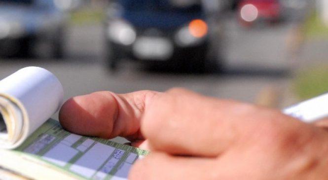 Projeto transforma em advertência multa leve ou média aplicada em bom motorista