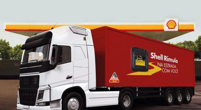 Carreta Shell Rimula leva saúde e bem-estar a profissionais da estrada
