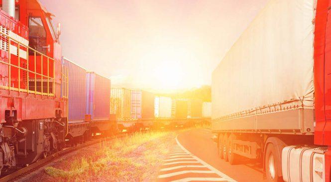 Falta de motoristas leva empresas a mudarem de caminhões para ferrovias