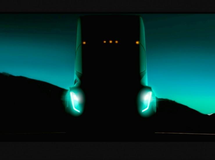 Caminhão elétrico da Tesla deve percorrer quase 500 km sem recarga