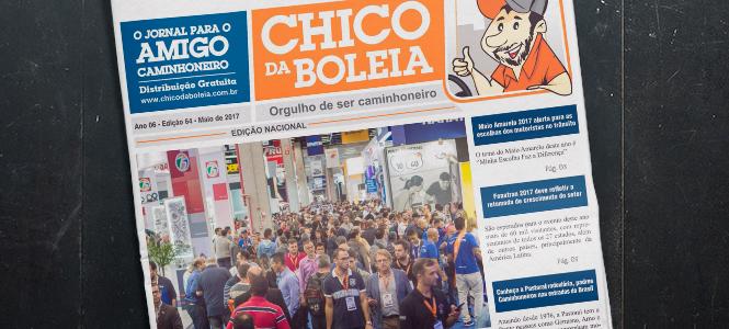 65ª Edição Nacional – Jornal Chico da Boleia