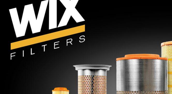 WIX FILTERS lança novos filtros para linha pesada