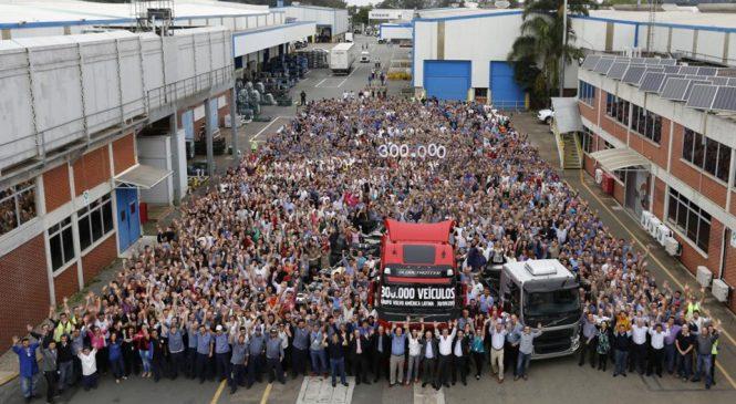 Conheça os salários pagos aos profissionais da Volvo