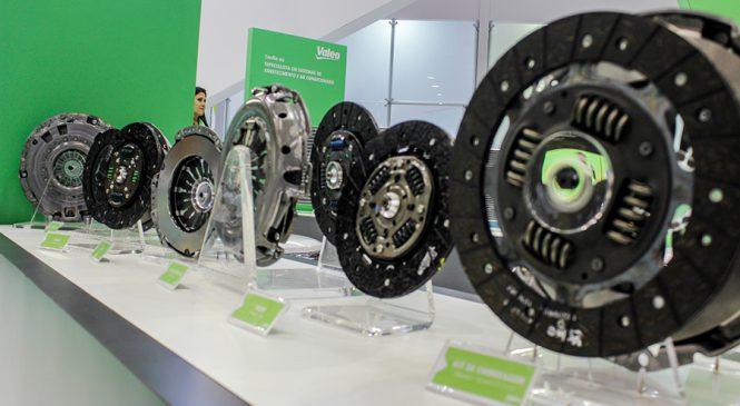 Valeo lança embreagens para mais de 30 mil veículos pesados