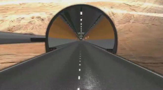 O ambicioso projeto para construir o túnel mais longo da América Latina
