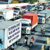 Seguradoras de transporte recusam propostas no Rio