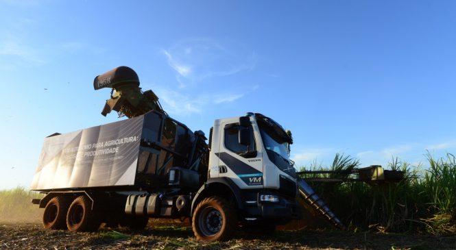 Primeiro caminhão autônomo do Brasil estará na FENATRAN 2017