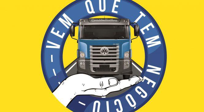 Caminhões VW e MAN têm condições especiais até 31 de julho