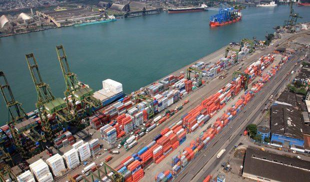 Movimentação de cargas cresce 9,7% no mês de abril