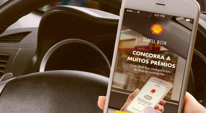 Nova campanha da Shell irá premiar caminhoneiros de todo o Brasil com bônus no celular e sorteios de R$10 mil
