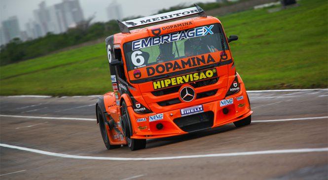 Cirino e Marques partem em busca dos primeiros pontos na Copa Truck