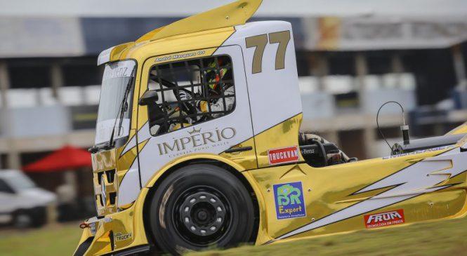 AM Motorsport 'estreia' na Copa Truck em Caruaru