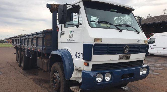 Caminhão VW: um ilustre veterano de 1,5 milhão de quilômetros