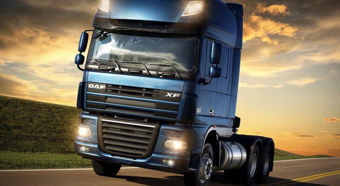 DAF Caminhões Brasil apresenta novas cores para os modelos XF105 e CF85
