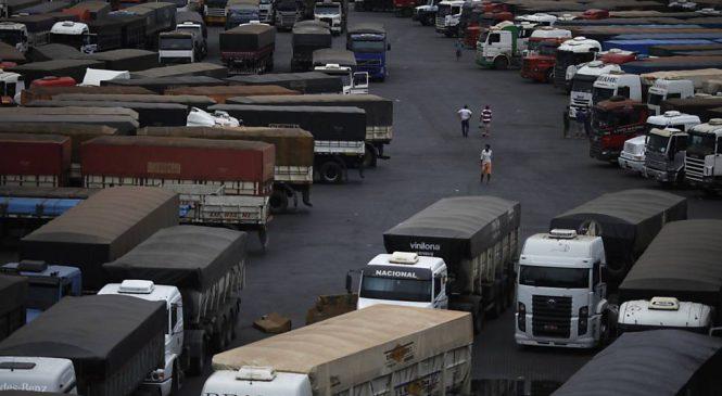 Novo estacionamento para caminhões no Porto de Santos não supre a demanda da categoria