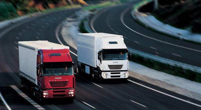 Situações de risco para caminhoneiros