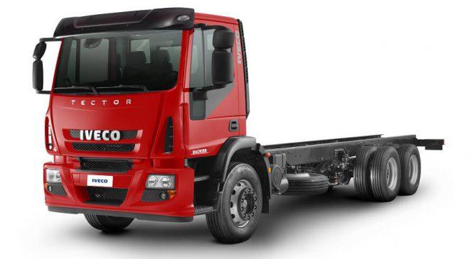 Transportes Framento incrementa sua frota com a aquisição de 44 caminhões da IVECO