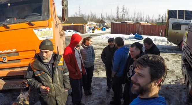 Polêmico imposto sobre circulação asfixia caminhoneiros russos