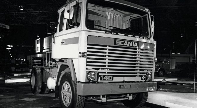Metrópole expõe fotos em comemoração aos 60 anos da Scania no Brasil