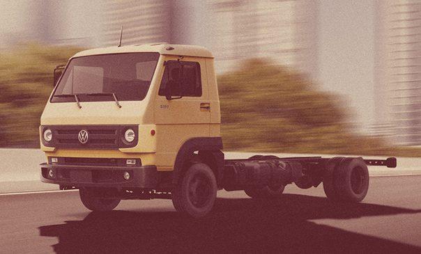 Volkswagen Caminhões lança série limitada para homenagear primeiros modelos da marca